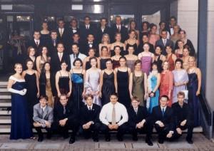 Abi 2001 Große Schule Wolfenbüttel