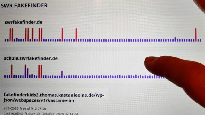 Webseiten-Monitoring mit Stasi